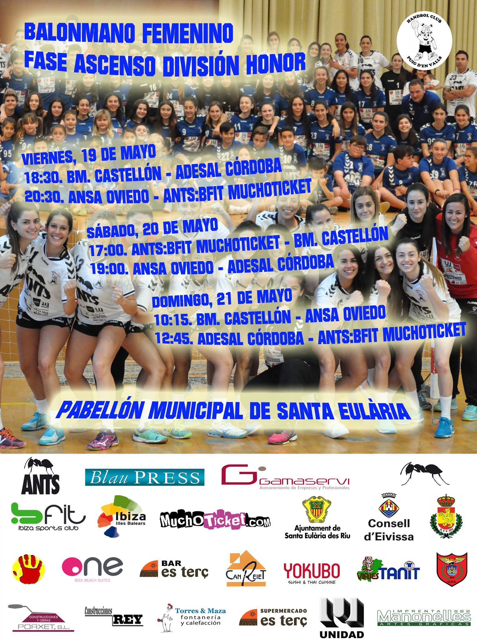 Puchi play off