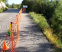 Declaradas de emergencia las obras para reparar un derrumbamiento del Camino Viejo de San Mateo